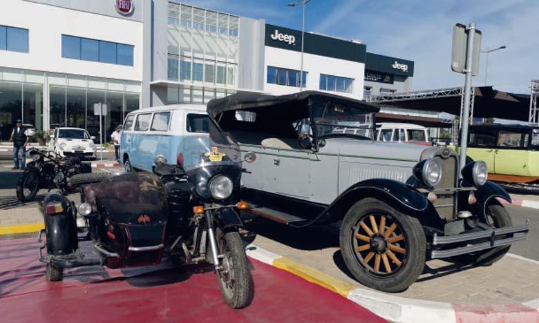 L'automobile ancienne en fête