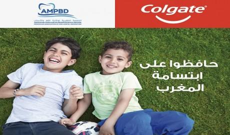 Mois de la Santé Bucco-Dentaire : Colgate et l'AMPBD lancent la deuxième édition