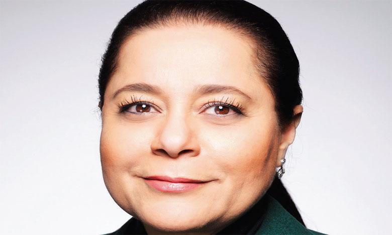Consécration internationale d'envergure pour Miriem Bensalah-Chaqroun