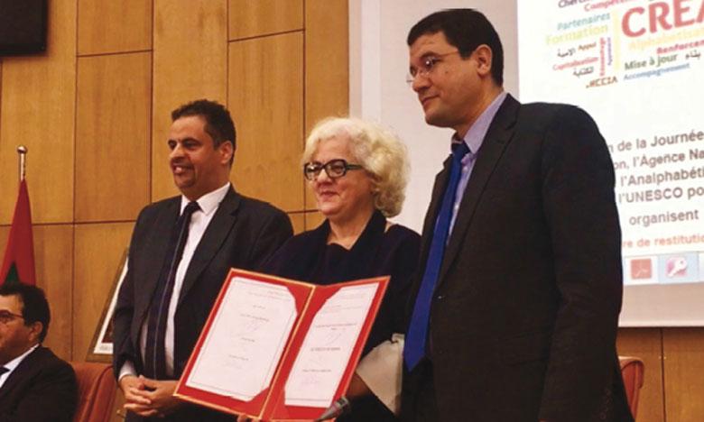 Le ministère d'État chargé des Droits de l'Homme, l'ANLCA et l'Unesco unissent leurs forces