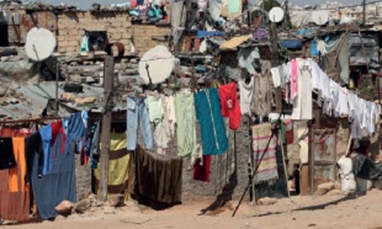 Opération de relogement de 188 ménages  de bidonvillois