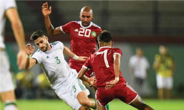 Houcine Ammouta confiant avant le choc samedi contre l'Algérie