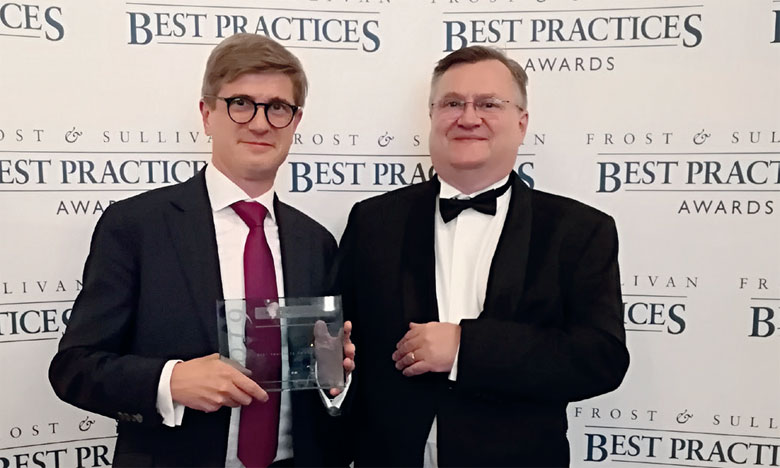Inwi décroche le prix américain  «New Product Innovation Award»