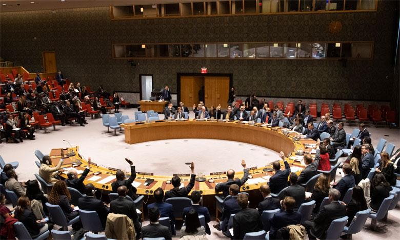 Le Conseil de sécurité des Nations unies adopte à une écrasante majorité une résolution qui proroge pour une année le mandat de la Minurso