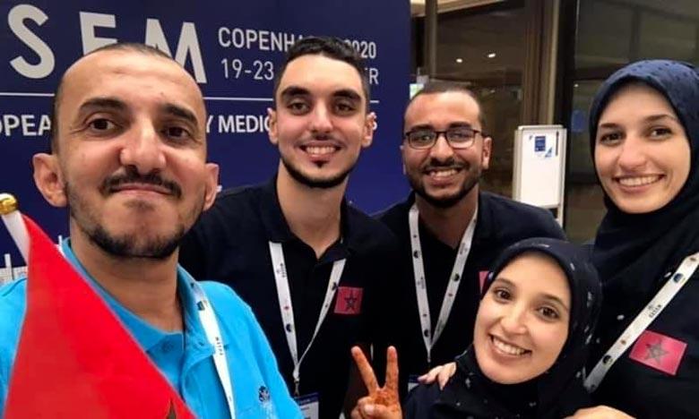 L'équipe de la Faculté de médecine et de pharmacie d'Oujda a, déjà, remporté la 3e édition de la Simcup nationale organisée à Fès en juillet 2018. Ph : DR