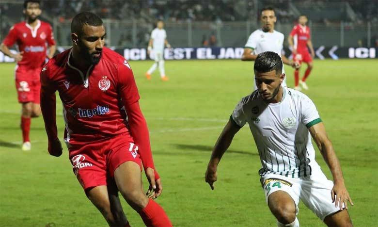Le WAC inaugure sa saison par une victoire face  à El Jadida, le Hassania écœuré par la RSB