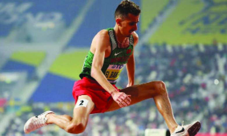 Soufiane El Bakkali sauve l'honneur de l'athlétisme marocain