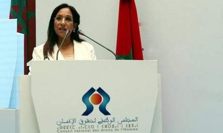 Amina Bouayach à Helsinki