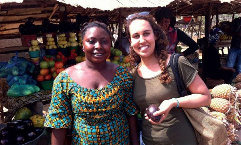 «En tant que Marocaine, je pense que l'on devrait mieux connaître l'Afrique subsaharienne et s'en faire connaître»