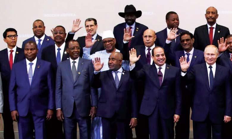 Le Sommet Russie-Afrique appelle dans sa déclaration finale à un nouveau partenariat «équitable et multiforme»