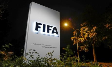 Le Maroc perd trois places au classement FIFA