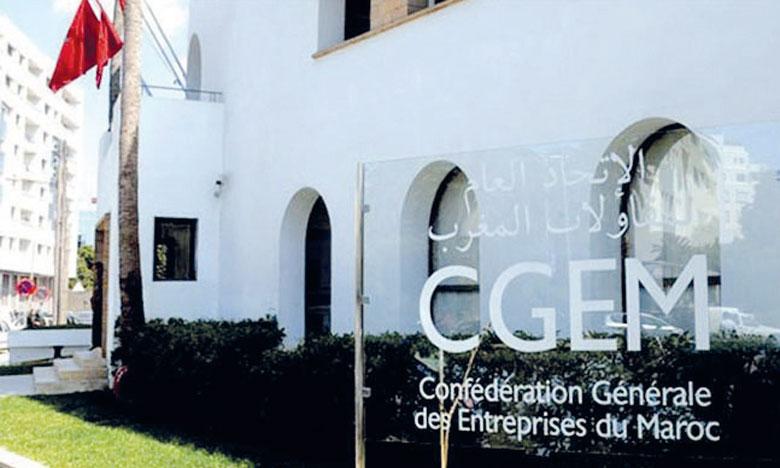 Une délégation du Medef International  à la CGEM ce mercredi