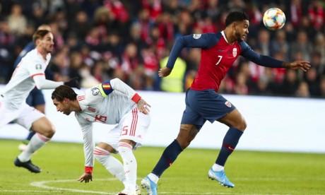 168e sélection pour Ramos, nouveau record d'Espagne