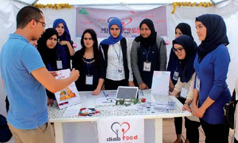 Lancement des programmes Injaz Al-Maghrib