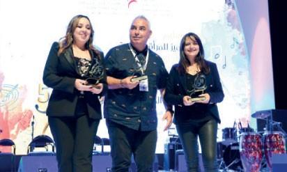 Remise des Prix aux lauréats de la 5e édition