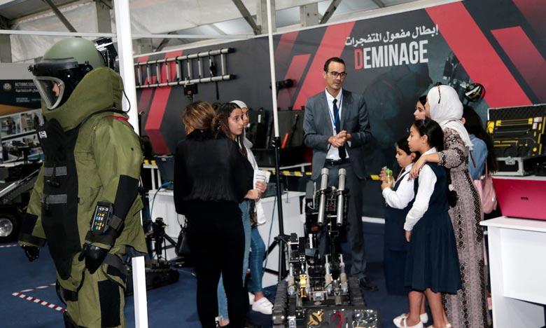 Tanger : Près de 515.000 visiteurs aux JPO de la DGSN