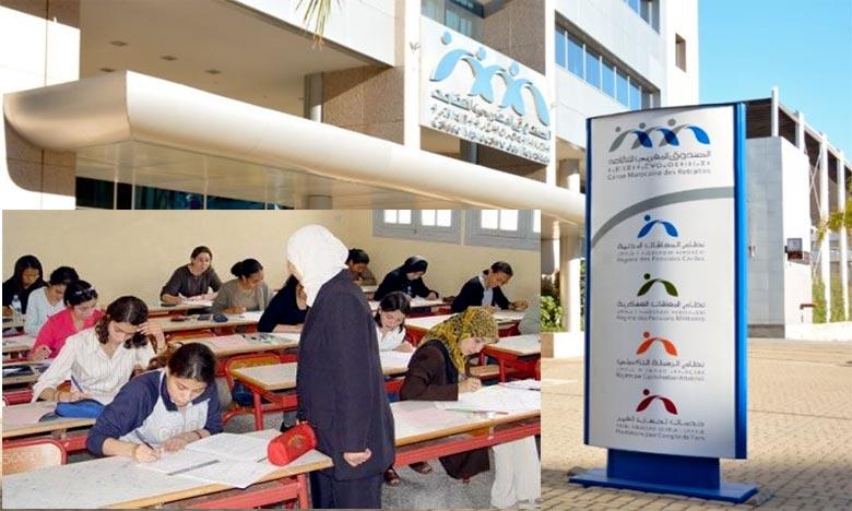 Education nationale : Succès de l'opération de mise en paiement des pensions des  nouveaux retraités