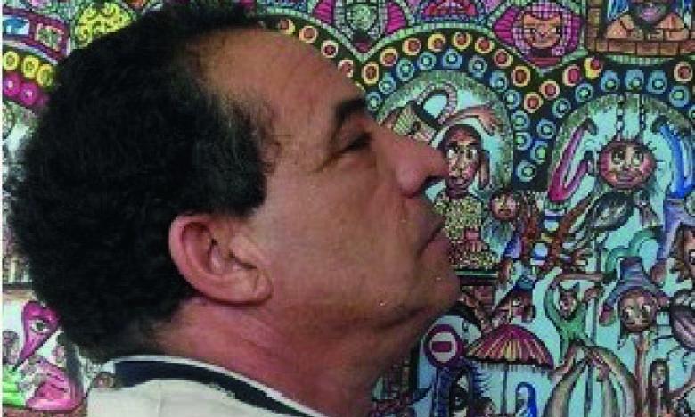 Hommage posthume à l'artiste-peintre souiri Hassan Cheikh