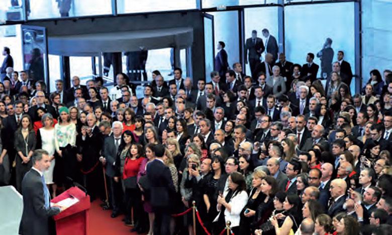 S.M. le Roi Felipe VI : «L'Espagne et le Maroc œuvrent pour la consolidation et le renforcement de leur partenariat stratégique»