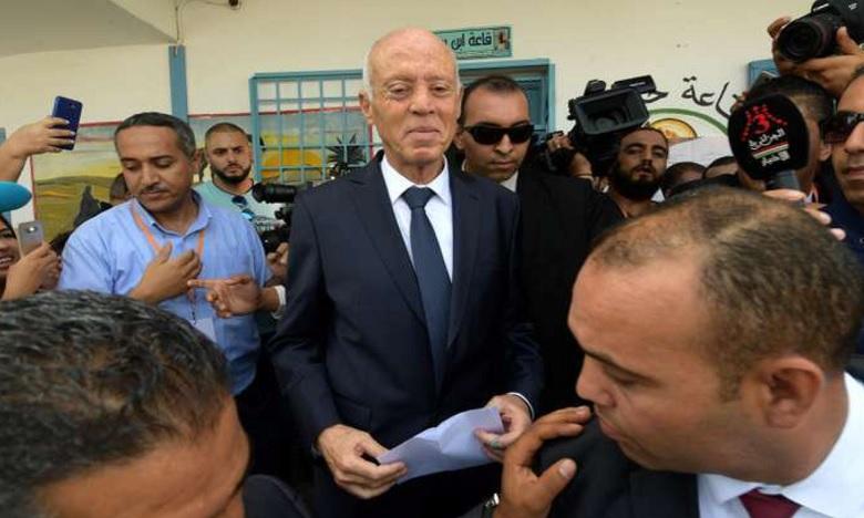 Tunisie: Kais Saed vainqueur de la Présidentielle avec près de 77 % des voix