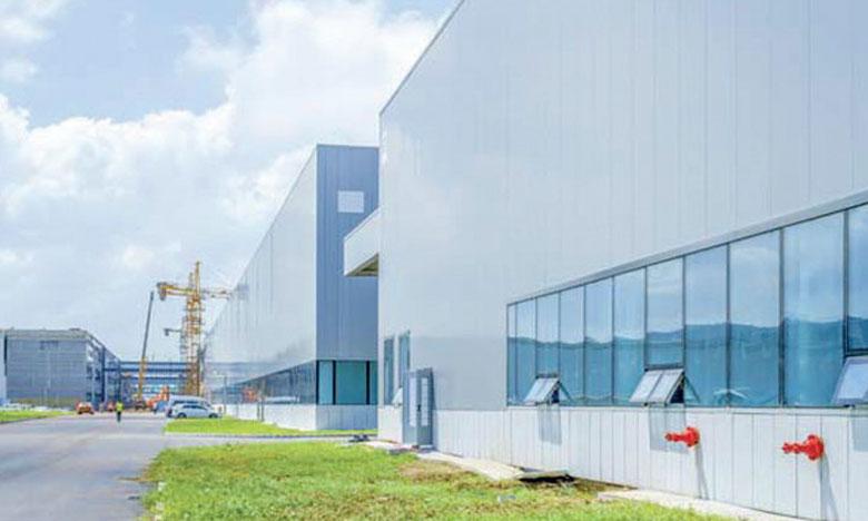 Un polygone industriel  en projet à Larache
