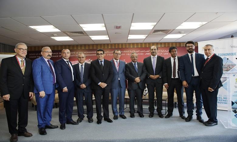 L'objectif de l'événement est de créer des synergies entre les instances publiques et les investisseurs privés.