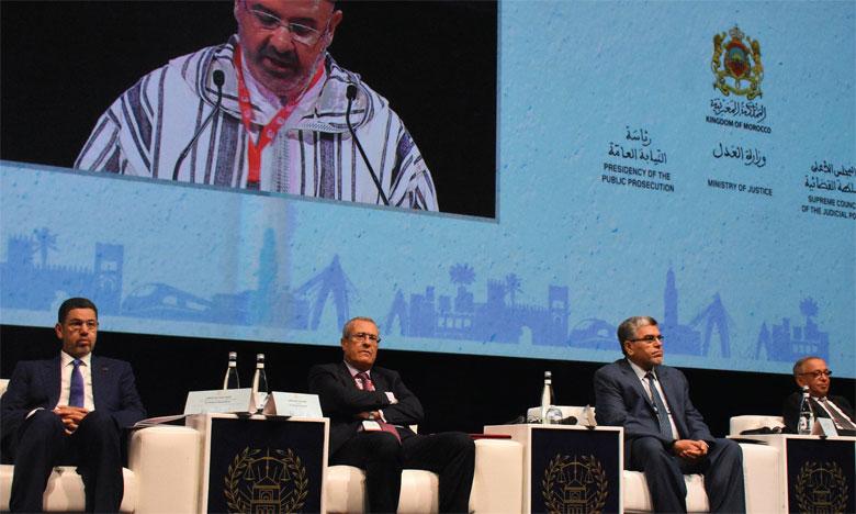 Les acteurs du secteur de la justice s'engagent en faveur  de l'amélioration du climat des affaires