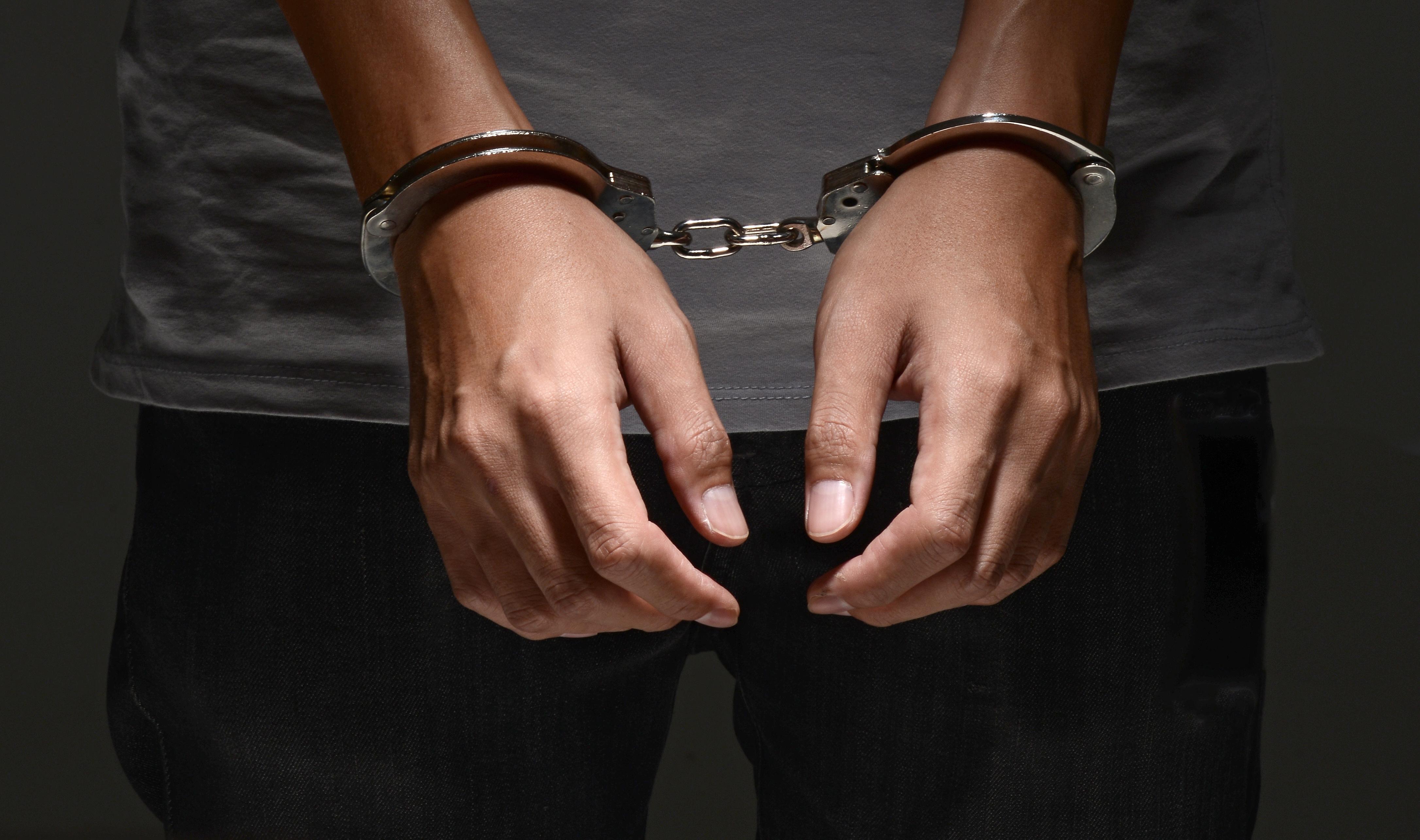 Les deux suspects ont été placés en garde à vue à la disposition de l'enquête menée sous la supervision du parquet compétent.  Ph: DR.