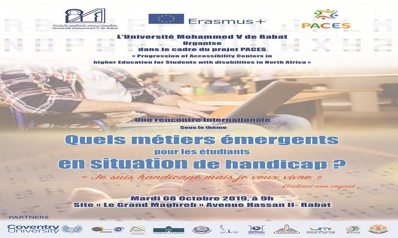 L'employabilité des lauréats à besoins spécifiques en débat à Rabat