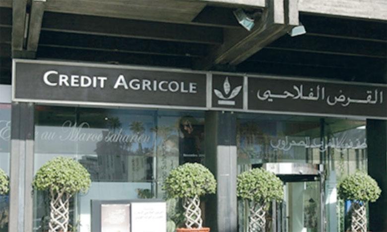 Le Crédit Agricole veut lever 850 millions de DH
