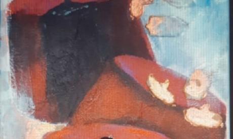 El Batoul Bargach fait découvrir  ses œuvres au Carrousel du Louvre
