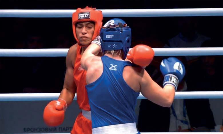 Khadija Mardi décroche une médaille de bronze historique