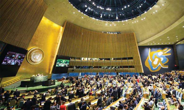 Ferme soutien international au Plan d'autonomie au Sahara marocain