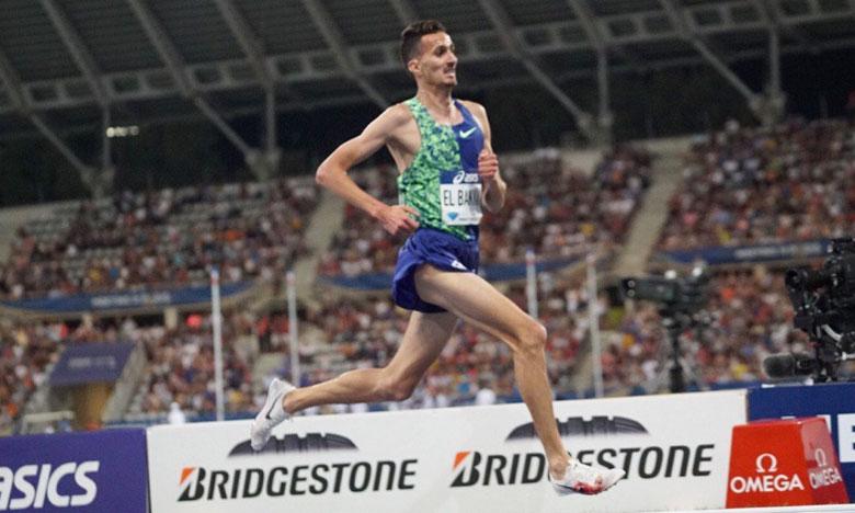 Soufiane El Bakkali offre au Maroc la médaille de bronze aux Mondiaux de Doha