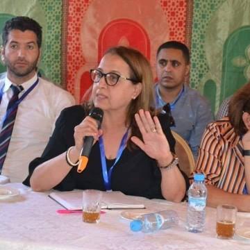 Voici la nouvelle présidente du Conseil de la région de Tanger-Tétouan-Al Hoceima