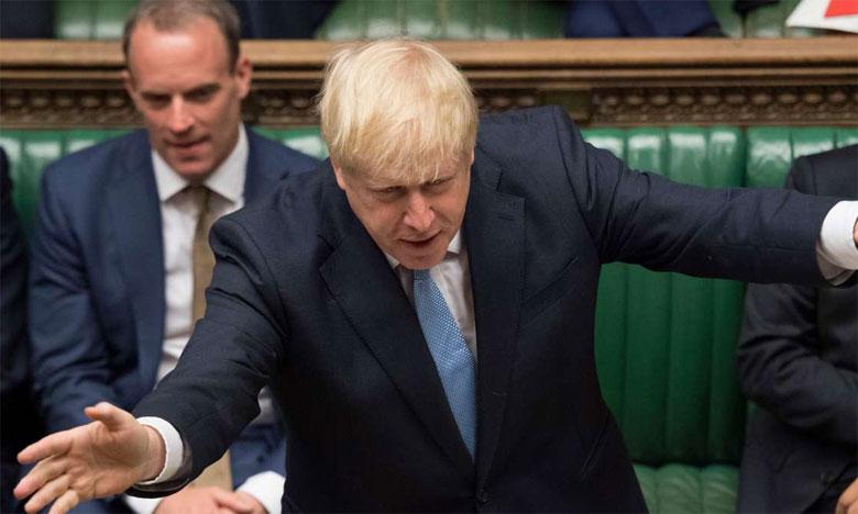 Boris Johnson promet de nouvelles propositions  sur le Brexit «très bientôt»