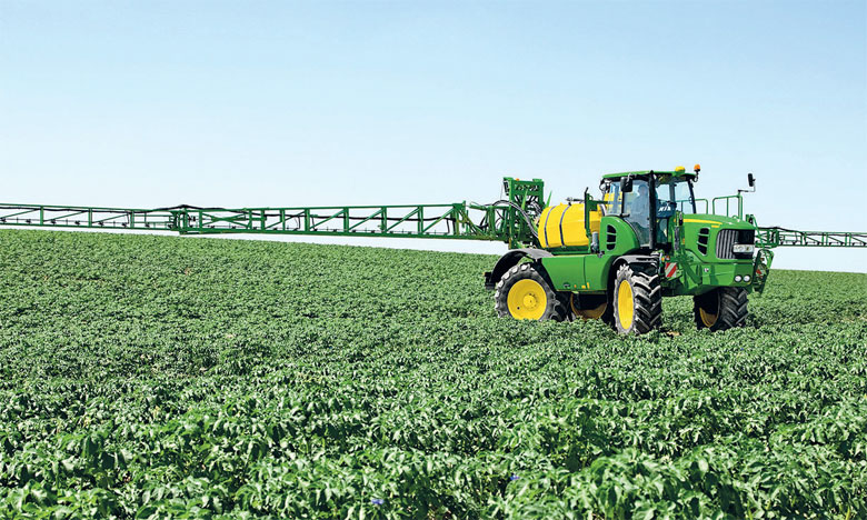 En Afrique, où la sous-alimentation affecte près de 21% de la population, la production agricole totale pourrait être réduite de 10% d'ici 2050. Ph. DR.