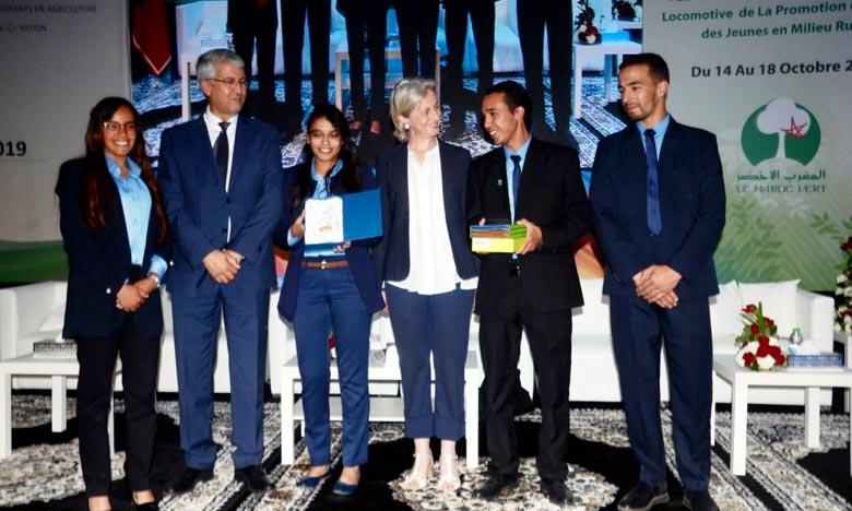 Innovation en agriculture : Six projets récompensés à Mohammedia