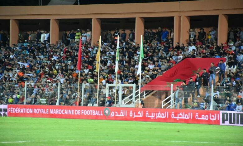 Les Lions locaux térassent l'Algérie, le Maroc défendra son titre au Cameroun