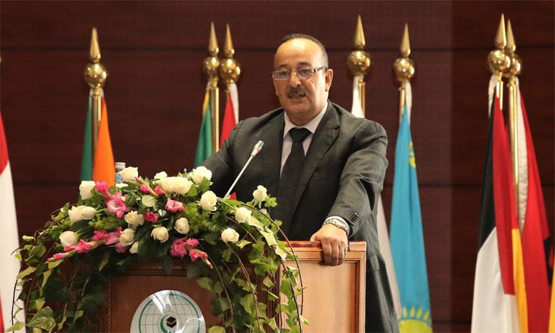 S.M. le Roi affirme que l'environnement et le développement durable constituent un défi majeur que le monde doit relever
