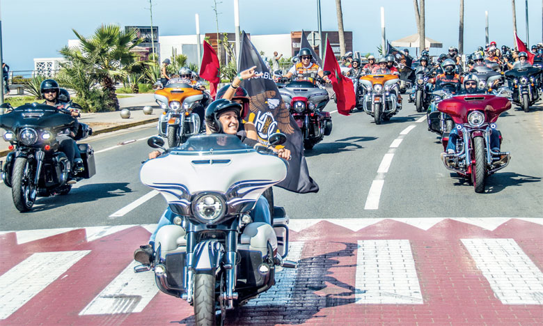 Le coup d'envoi des festivités a été donné à 13 heures, avec plus de 300 participants.