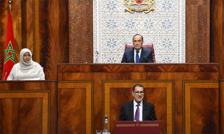 Saâd Eddine El Othmani met en avant les réformes du gouvernement pour l'amélioration du climat des affaires