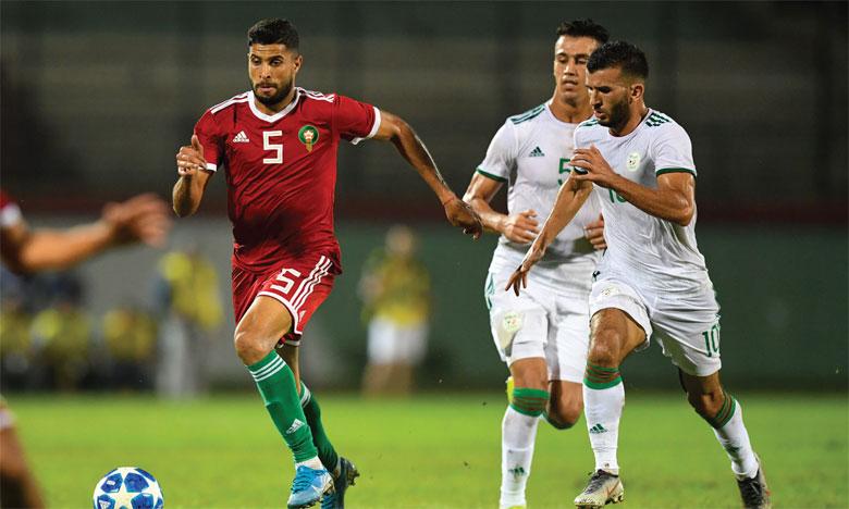 La CAF désigne un quatuor d'arbitres maliens pour le choc Maroc-Algérie