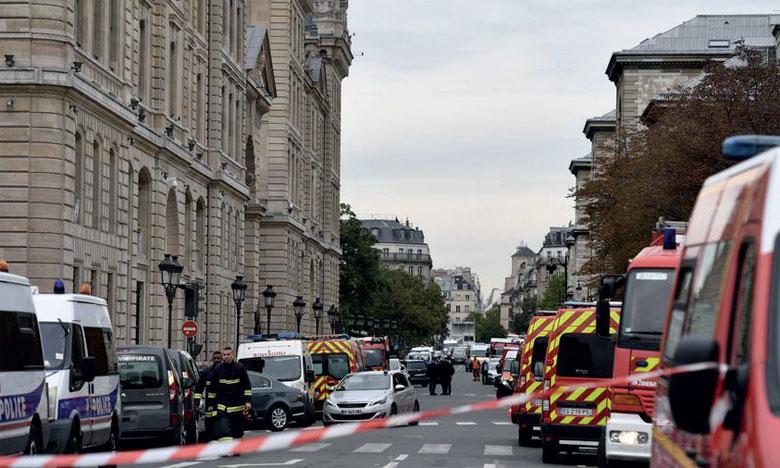 L'enquête se poursuit pour tenter de comprendre si l'attentat est le fait d'un coup de folie solitaire.  Ph. AFP
