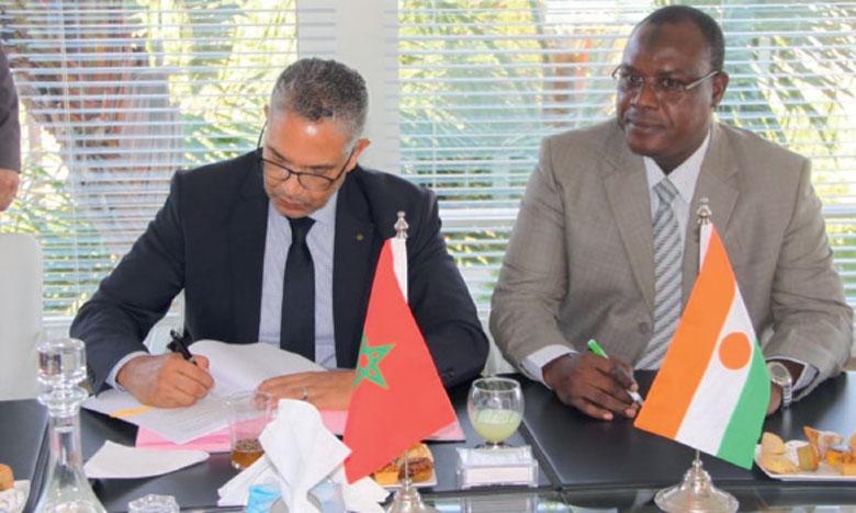 Ce partenariat a été conclu entre l'ONEE et l'Agence nigérienne de promotion de l'électrification en milieu rural.
