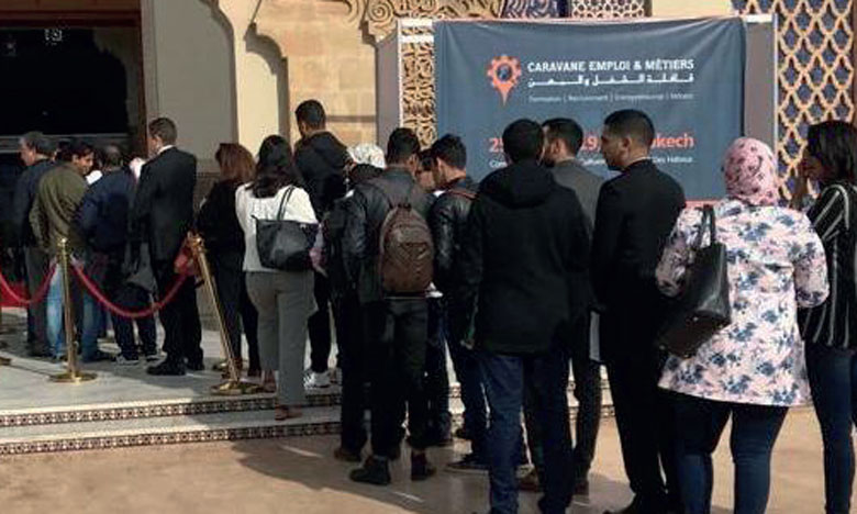 Une nouvelle escale à Rabat