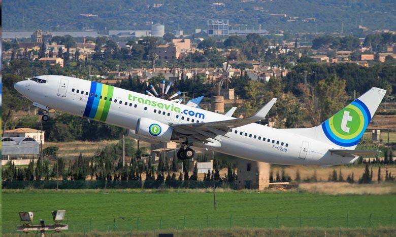 Transavia lance une nouvelle ligne aérienne