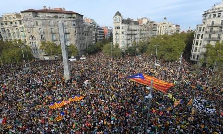 Le ministre de l'Intérieur fait part de progrès dans l'enquête en cours sur les violences en Catalogne