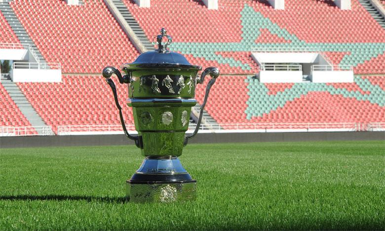 La finale de la Coupe du Trône au stade d'honneur d'Oujda