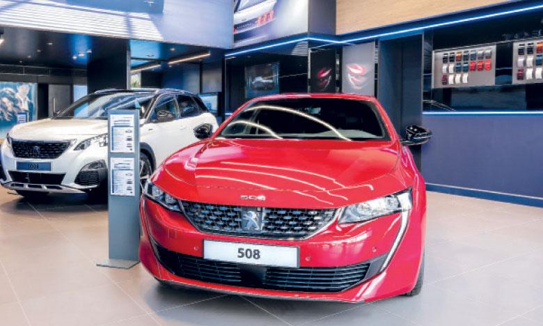 De nouveaux concept stores Peugeot, Citroën et DS à Rabat